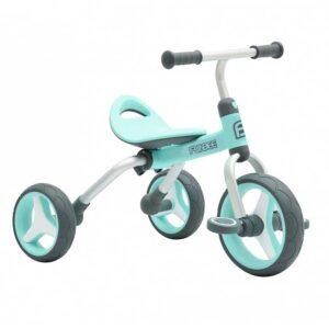 Детска триколка с педали 2 в 1, FUNBEE - Играчки за навън - Балансиращи колела - Детски триколки и четириколки