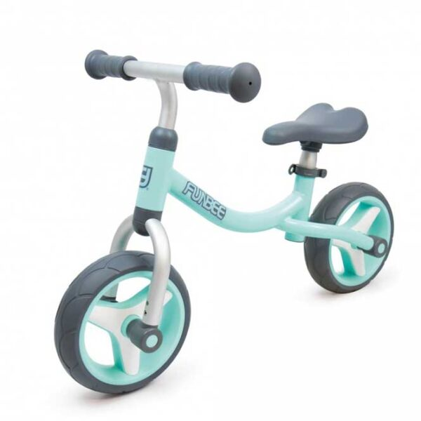 """Детско колело без педали 8"""" - синьо - Играчки за навън - Балансиращи колела"""