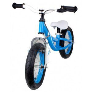 Колело за баланс със спирачка FUNBEE, синьо - Играчки за навън - Балансиращи колела