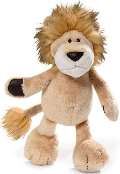 Детска плюшена играчка - Лъвчето Барду - Детски играчки - Плюшени играчки