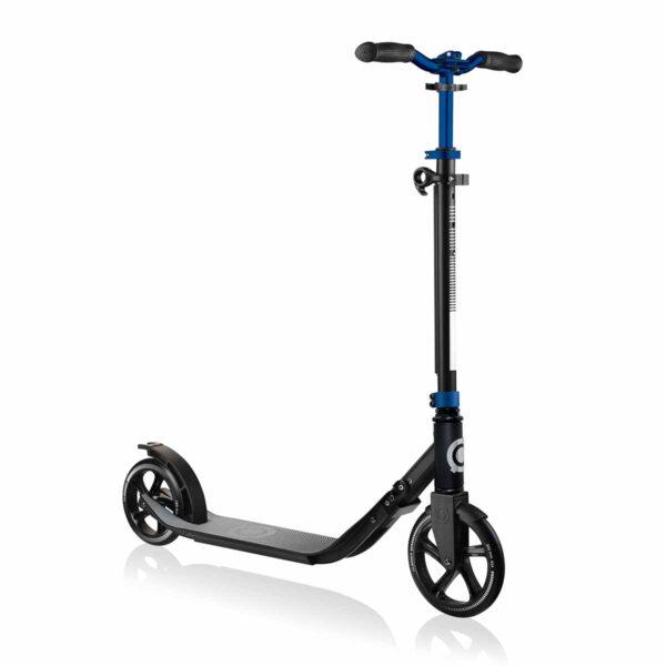 Сгъваема тротинетка за тийнейджъри Globber ONE NL 205-180 - кобалтово синя - Тротинетки - Играчки за навън - Тротинетки с 2 колела за големи и деца