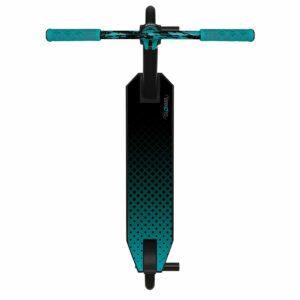 Тротинетка за фрийстайл и скачане Globber GS 720 - черна/тюркоаз - Тротинетки - Играчки за навън - Фрийстайл тротинетки за скачане и трикове