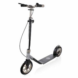 Тротинетка за тийнейджъри Globber ONE NL 230 ULTIMATE - сива, сгъваема - Тротинетки - Играчки за навън - Тротинетки с 2 колела за големи и деца
