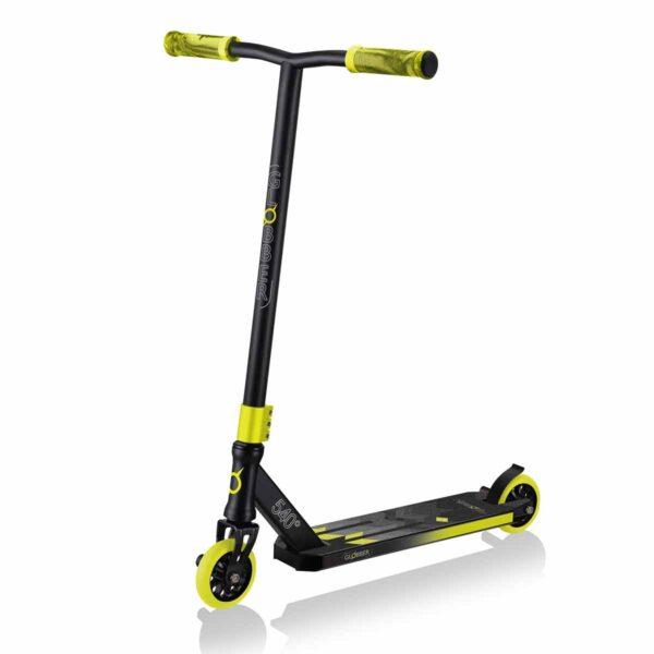 Тротинетка за трикове Globber GS 540 - жълта - Тротинетки - Играчки за навън - Фрийстайл тротинетки за скачане и трикове